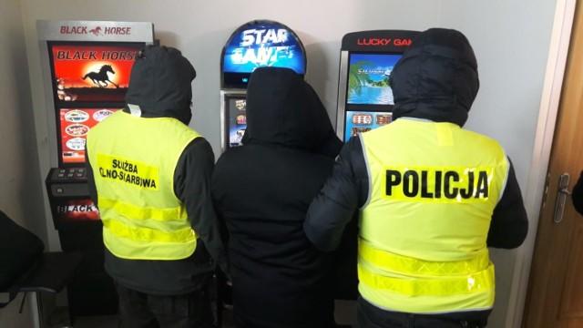 W kontrolowanym lokalu w Sandomierzu