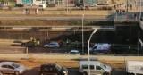 Katowice: Wypadek w tunelu [ZDJĘCIA]. Zderzenie czterech samochodów, dwie kobiety ranne