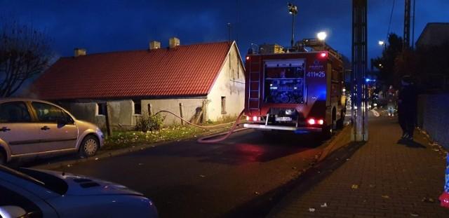 W miniony weekend strażacy gasili kilka pożarów
