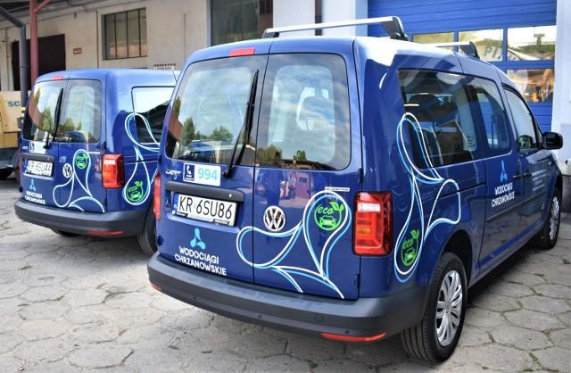 Dwa nowe samochody ekologiczne i ekonomiczne VW Caddy TGI BlueMotion