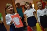 Święto Niepodległości 2017 w Przedszkolu nr 1 w Sieradzu