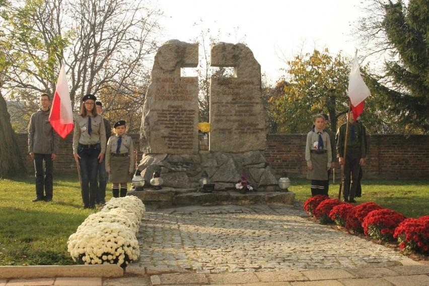 Zdunowskie uroczystości z okazji 100. rocznicy odzyskania przez Polskę niepodległości [ZDJĘCIA]