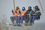 Góra Kamieńsk już otwarta dla narciarzy i snowboardzistów, 12.02.2021