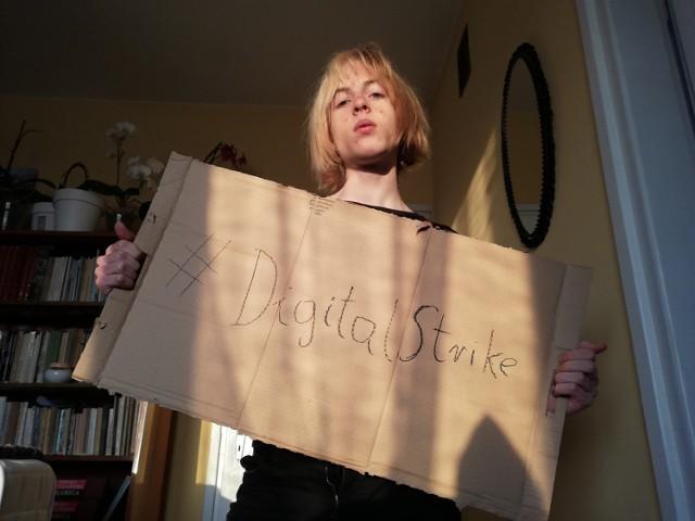Młodzieżowy Strajk Klimatyczny odbędzie się w internecie