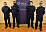 Czterech nowych policjantów w Bytowie. Cały czas można zgłosić swoją kandydaturę do pracy