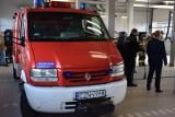 Druhowie z OSP Bydgoszcz-Fordon mają nowy wóz. Odebrali go w Świeciu. Zobacz zdjęcia z przekazania
