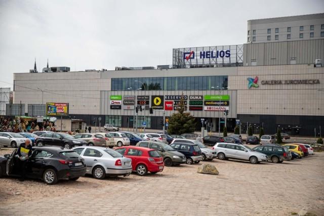 Białostockie galerie handlowe znów otwarte mimo pandemii