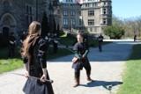 Szkoła wiedźminów w Zamku Moszna. Uczyli się, jak zabijać bestie [zdjęcia]