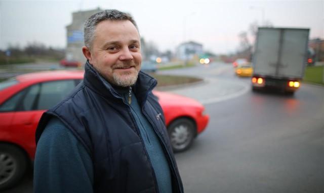 Dariusz Cecotka, nowy szef sztabu Wielkiej Orkiestry Świątecznej Pomocy w Piotrkowie