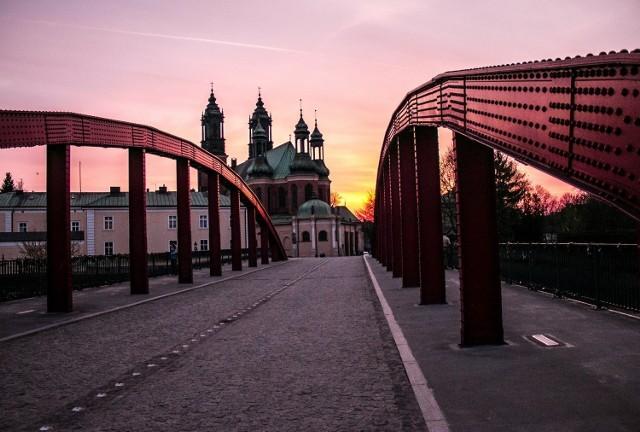 Konkurs: Zrób zdjęcie zachodu słońca z Poznaniem w tle i wygraj!