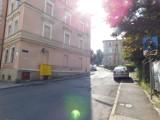Ulica Piaskowa w Wałbrzychu. Aktualne zdjęcia z Białego Kamienia!