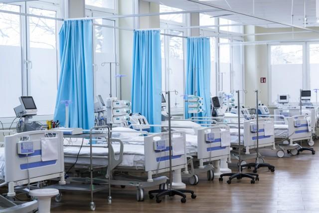 Szpital tymczasowy w Ciechocinku już działa