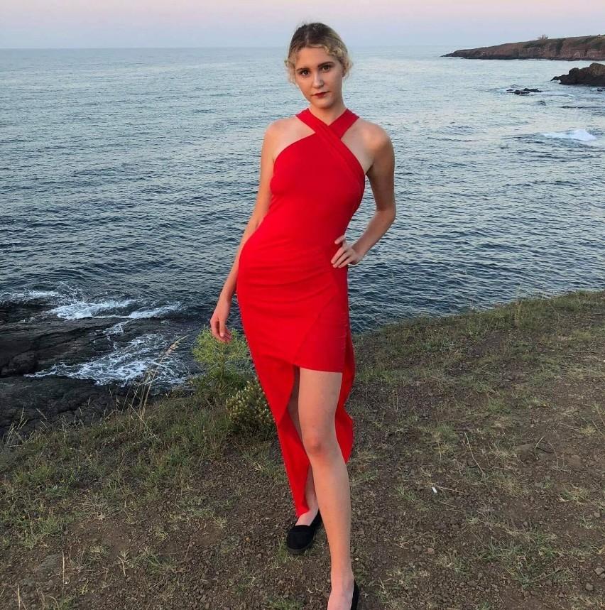Wiktoria Radwańska reprezentuje Nowy Sącz w wyborach Miss Małopolski. W finale obiecuje dać z siebie wszystko [ZDJĘCIA]