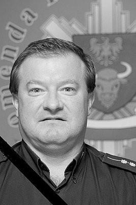 Aspirant Mirosław Hubka, funkcjonariusz żywieckiej komendy policji nie żyje.