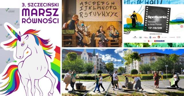 Zobacz, co wydarzy się w Szczecinie w weekend 18-19 września. Każdy znajdzie coś interesującego dla siebie, zarówno na sobotę jak i niedzielę!