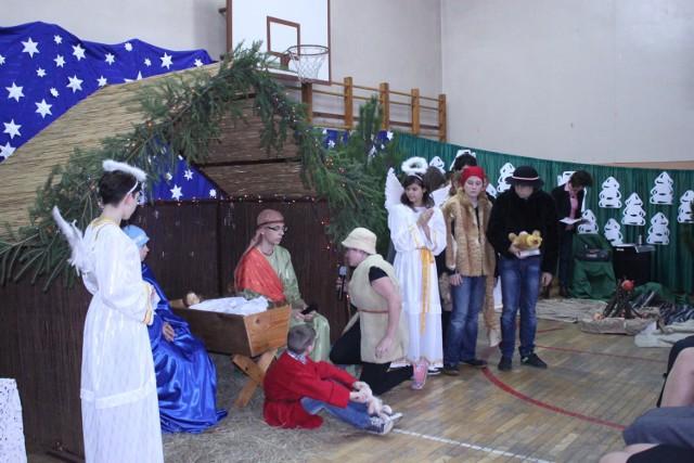 Jasełka w Zespole Szkół Specjalnych nr 6 w Dąbrowie Górniczej