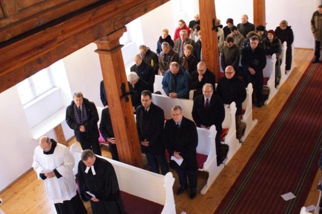 Nabożeństwo Ekumeniczne w Żychlinie