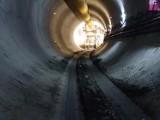 Faustyna drążąca tunel jest już pod aleją Włókniarzy. Tarcza wykonała już 370 metrów tunelu. ZDJĘCIA