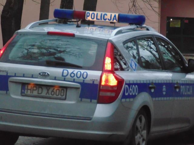 Policja ustala okoliczności wypadku w Horbowie Koloni