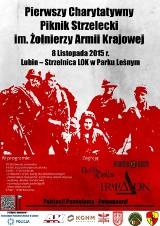 Piknik strzelecki ku pamięci żołnierzy Armii Krajowej
