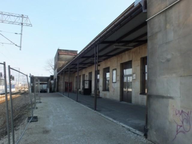 Przebudowa dworca PKP w Dębicy