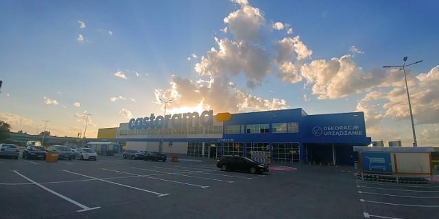 Nowy Sacz Castorama Otwiera Swoj Market Przy Ul Wegierskiej Zobacz Jak Powstawala Nowy Sacz Nasze Miasto