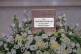 Pogrzeb Wojciecha Pszoniaka w Warszawie. Aktor spocznie na Powązkach Wojskowych