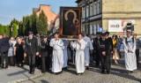 Wronki powitały kopię obrazu Matki Boskiej Częstochowskiej