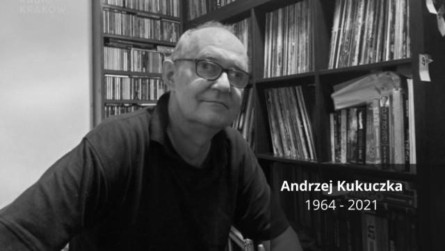 Andrzej Kukuczka z Radia Kraków zmarł 4 marca 2021 roku