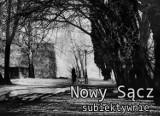 Nowy Sącz subiektywnie - intrygujące zdjęcia Janusza Miczka w Kawiarni etc