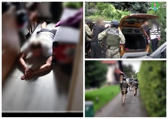 Rozbity polsko-czeski gang - międzynarodowa akcja służb