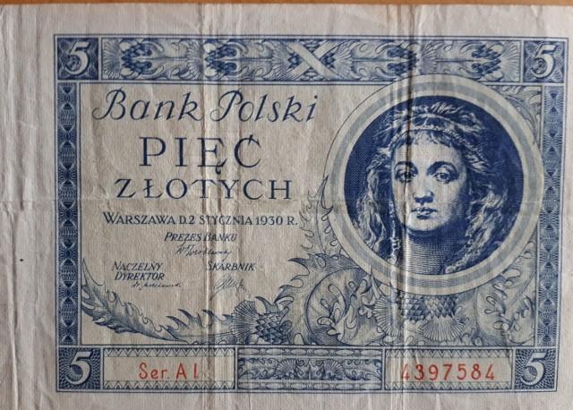 Niezwykła kolekcja starych banknotów, której właścicielem jest mieszkaniec Jasła.