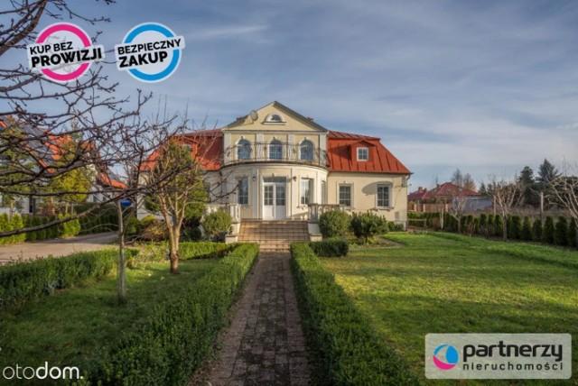 Lokalizacja: Czaple, pow. kartuski Cena: 1 950 000 zł Powierzchnia: 450 m²   Szczegóły oferty: SPRAWDŹ NA OTODOM.PL.