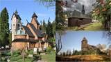 Niesamowite drewniane kościoły na Dolnym Śląsku to perełki swoich miejscowości