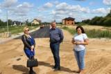Utwardzona droga połączy trasę powiatową Wasilków-Nowodworce z drogą wojewódzką Białystok-Supraśl
