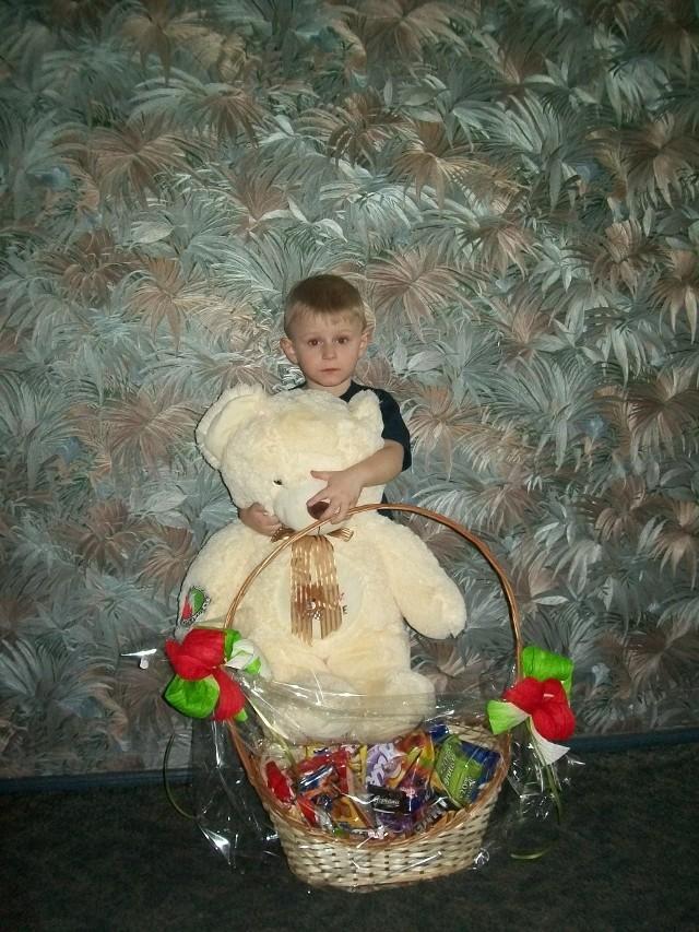 Trampkarze z APN-u zorganizowali turniej charytatywny dla małego Konrada.
