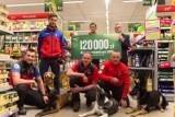 """Akcja charytatywna na rzecz psów ratowniczych GOPR -""""Przyjaźń Łączy – Wspólnie dla Zwierząt"""" bije kolejny rekord – zebrano 120 000 złotych!"""