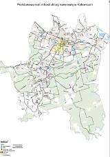 Katowice chcą połączyć dzielnice z centrum drogami rowerowym. Gdzie powstaną? [MAPA]