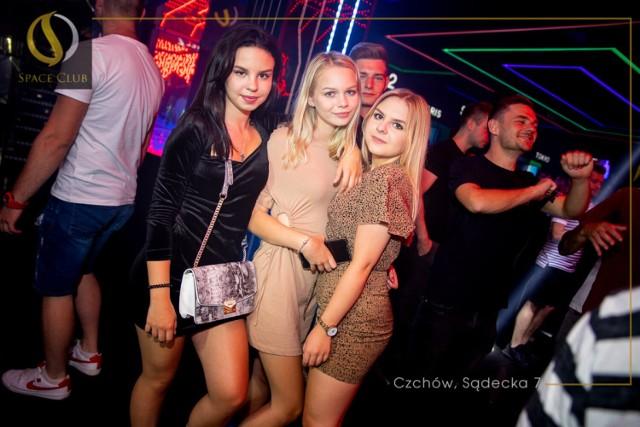 Tak było w miniony weekend w Space Club w Czchowie