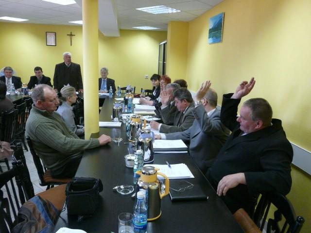 Opozycja w Kamieńsku ma teraz 6 głosów, koalicja - 7.