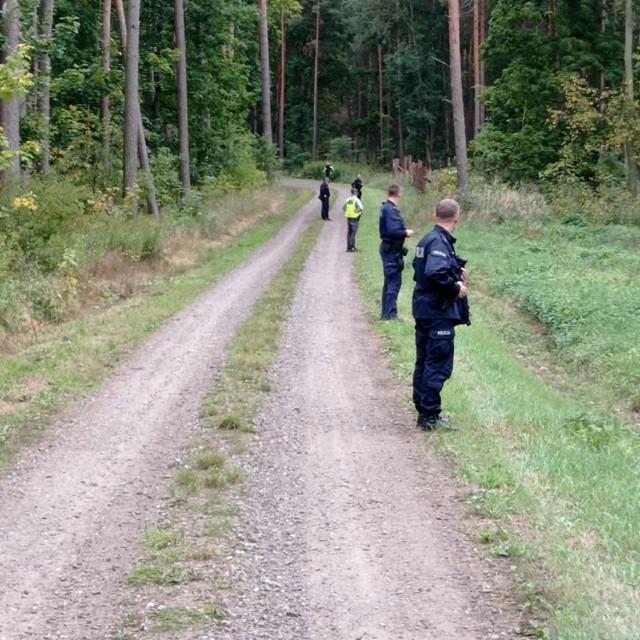 Łącznie w poszukiwaniach wzięło udział 74 policjantów i strażaków ochotników. W trakcie poszukiwań wykorzystano quada, strażacy i policjanci ogłaszali komunikaty przez megafony, użyto również psa tropiącego