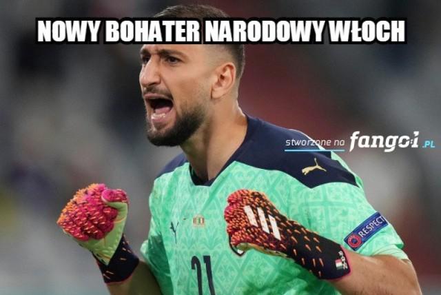 Memy po finale Euro 2020 Anglia - Włochy  Zobacz kolejne zdjęcia. Przesuwaj zdjęcia w prawo - naciśnij strzałkę lub przycisk NASTĘPNE