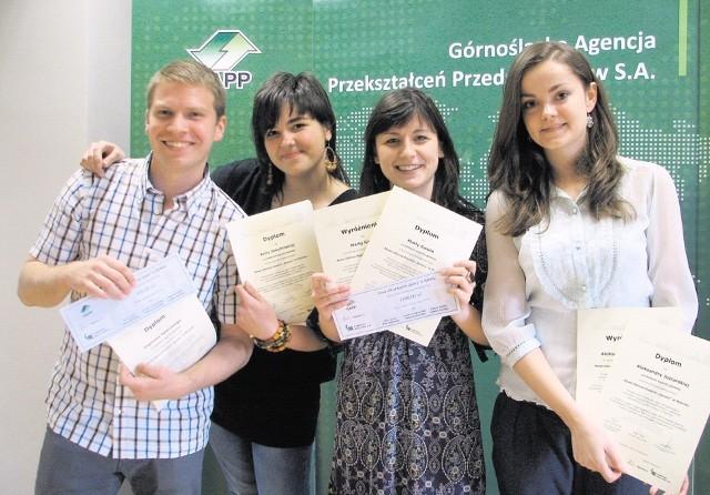 Wśród zwycięzców konkursu byli między innymi studenci z Politechniki Wrocławskiej.