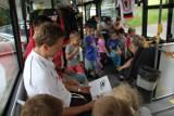 Tydzień Czytania Dzieciom w Tychach. Hokeiści czytali Franklina