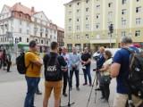 Budowa zachodniej obwodnicy Wałbrzycha wchodzi w końcowy etap. W sobotę zamkną Plac Grunwaldzki