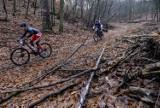 Cross Duathlon Gdańsk 2021. Dwie biegowe pętle po 5 km przedzielone leśnym odcinkiem, który trzeba pokonać na rowerze