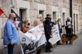 Demonstracja KOD w Bydgoszczy w obronie sędziego Igora Tulei [zdjęcia]