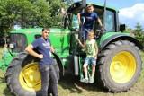 Nowy Dwór: Wybieracie się na VI Gminne zawody ciągników rolniczych? Festyn w ramach Narodowego Programu Szczepień. Zobaczcie program