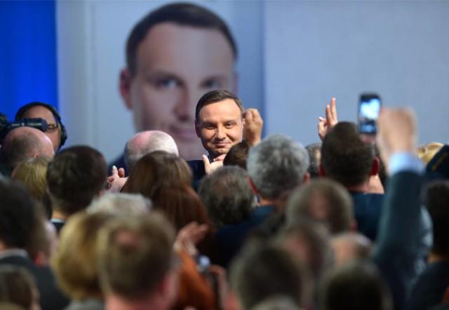 Andrzej Duda zdobył 65 225 głosów w dawnym województwie bialskopodlaskim