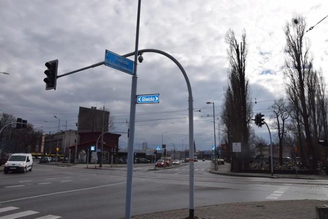 Nowa linia tramwajowa wzdłuż ul. Grundmana połączy te na ul. Gliwickiej i wzdłuż ul. Chorzowskiej